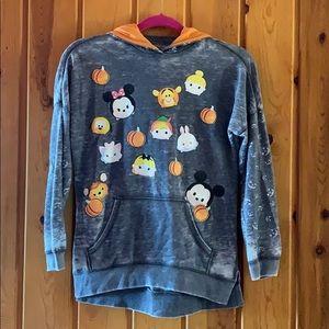 Disney TsumTsum burnout hoodie